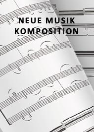 Neue Musik Komposition
