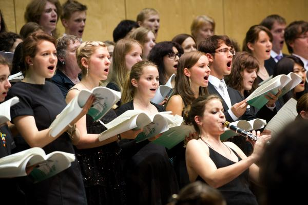 Chor des Dr. Hoch's Konservatorium